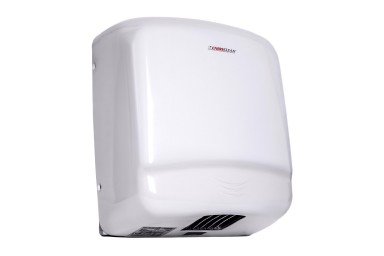 Hand Dryer - Optima white enamel