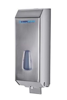 Soap dispenser stainless steel - 1,2 lit.