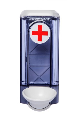 Hospital soap dispenser ABS WHITE – 0.8 lit.