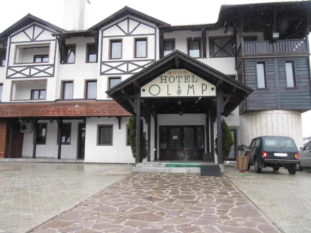 1339 - Hotel OLIMP - Zlatibor