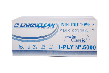 Interfold hand towels - maestral