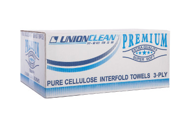 Interfold hand towels - PREMIUM