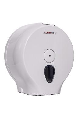 Mini dispenzer JUMBO toalet rolne ABS beli suza