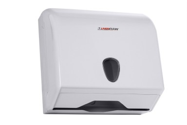 Paper towel dispenser - ABS white 600