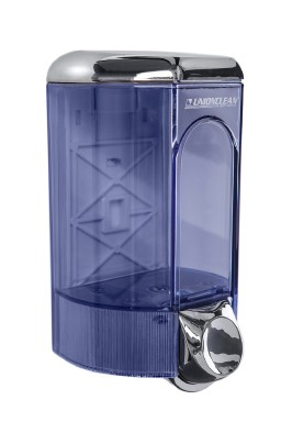 Soap dispenser - ABS CHROME 1.1 lit.