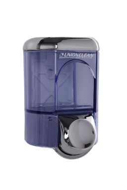 Soap dispenser - ABS CHROME 0.35 lit.