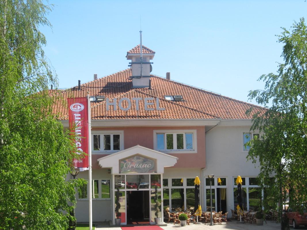 1352 - Hotel ORASAC - Beograd